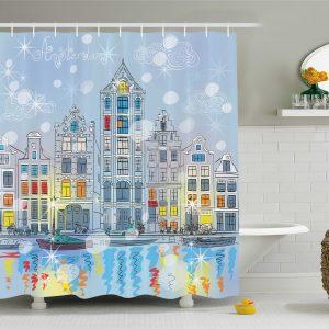 Christmas Shower Curtains At Kohls
