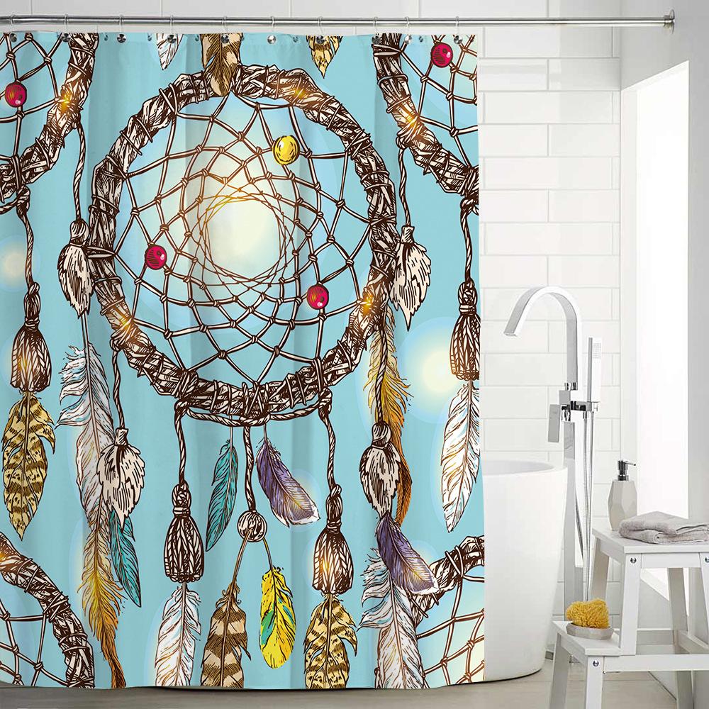 cool cheap shower curtains New Classical | bath-supplies.store